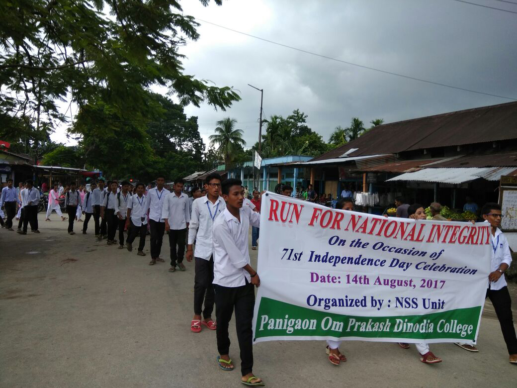 Run for national integrity (1)
